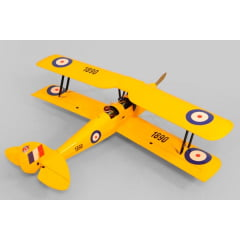 PHOENIX - Tiger Moth 46-55 - ARF (elétrico e combustão) PHX PH035
