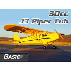SkySun - Piper J3 30cc ARF