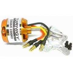 Motor D2826-6 2200 kv Outrunner Motor