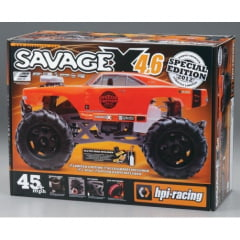AUTOMODELO HPI Racing 1/8 Savage X 4.6 Special Edition RTR 106364