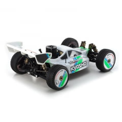 Automodelo Kyosho 1:8 Gp Rs Buggy Inferno Mp9 Tki3 4Wd Branc