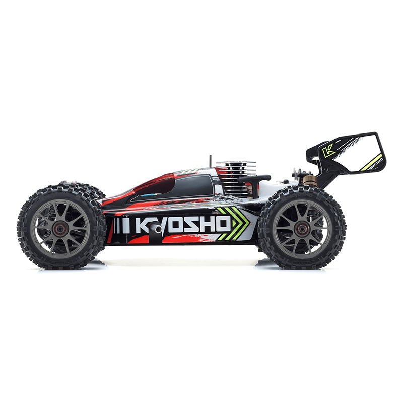 Automodelo Kyosho 1:8 Rc Gp Buggy 4x4 Inferno Neo 3.0 Motor