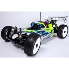 AUTOMODELO Mugen 1/8 MBX7 M-Spec Prebuilt Nitro Buggy Kit