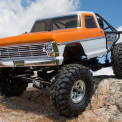 AUTOMODELO CRAWLER 1/10 1968 Ford F-100 Ascender 4WD BND (VTR03093)