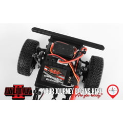 AUTOMODELO CRAWLER RC4WD 1/18 GELANDE II RTR W/D90 BODY SET