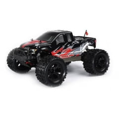 AUTOMODELO FS RACING 1/10 REBEL 4X4 MONSTER TRUCK RTR