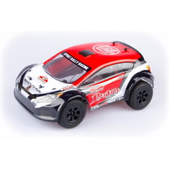 AUTOMODELO HSP 94808-1/18th 4WD ESPORTE RALLY CAR REPTILE - ELETRICO