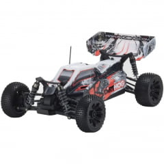 Automodelo Kyosho 1:10 Rc Ep Rs Racing Buggy Dirt Hog Laranj