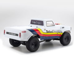 Automodelo Kyosho 1:10 Rc Ep Rs Truck Outlaw Rampage 2Wd Bra