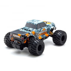 Automodelo Kyosho 1:10 Rc Monster Tracker 4x2 Elétrica Lara