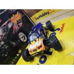 FS RACING AUTOMODELO ELÉTRICO MONSTER TRUCK 1/18 RTR 4WD