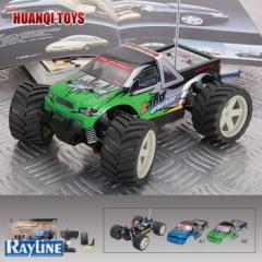 Huanqui - Automodelo Eletrico Big Foot Ep 4x4 1/18