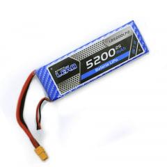 Bateria Lipo 7.4V/2S 5200mAh 30C/60C - XT60