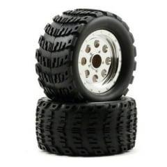 ECX 2014 - Roda e pneu montado (2): Ruckus
