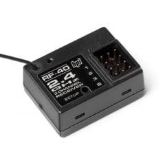 HPI TF-40 2.4GHz TRANSMITTER (3ch) - RADIO E RECEPTOR