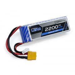 leao - Bateria Lipo - 11.1V - 3S - 2200mAh - 30C/60C - XT60