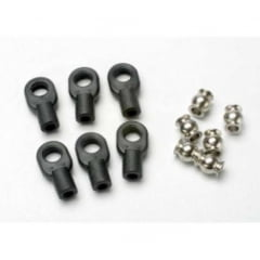 TRAX 5349 - ROD ENDS SMALL (6)