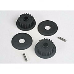 TRAXXAS 4895 - PULLEYS 20 GROOVE MIDDLE (4-TEC) (N4C)