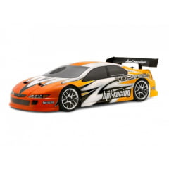 10037 - RTR NITRO RS4 3 EVO WITH TOUREZA BODY (PAINTED/200mm