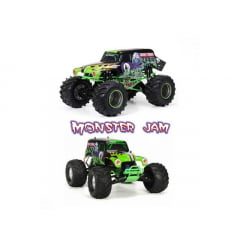 LHP-1008 - BOLHA CHEVY 50 PAINEL GRAVE DIGGER 1/8