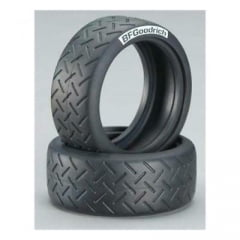 TRAXXAS - TRAX 7370 - Traxxas BFGoodrich Rally Tires Slick