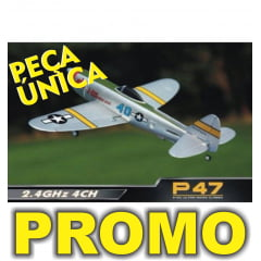 AEROMODELO Nine Eagles P-47 NE30277824214001A
