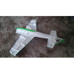 JOTA FLYER - SHOCK FLYER EDGE 3D ACROBÁTICO DEPRON
