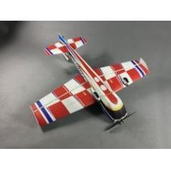 SKYWING - AEROMODELO SLICK 360 - PP 38 - SKYWING - AZUL