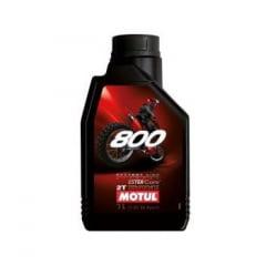 MOTUL -  Óleo Motul 800 2t Fact Line Off Road Moto Sintético 1 Litro