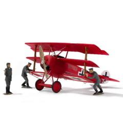 PLASTIMODELO Fokker Dr.I - 1/28 REV 04744