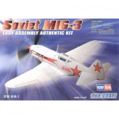 SOVIET MIG-3 - 1/72