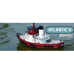 REBOCADOR AquaCraft Atlantic II Tug 2.4GHz EP RTR