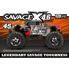 auto usado savage 4.6