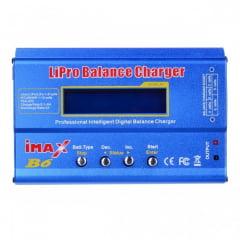 IMAX - Carregador Bateria Lipo Imax B6 Life Nimh Nicd Sem Fo