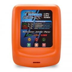 LEAO - Carregador de Bateria Leão L3PRO 3A 25W Lipo NiMh Li