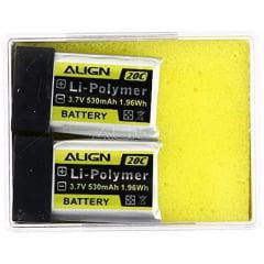 ALIGN - HBP05301T Bateria LiPo 3.7V 530mah M424