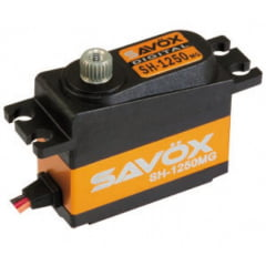 MINI SERVO DIGITAL SAVOX SH-1250MG (6V, 4.6KG, 0.11S)