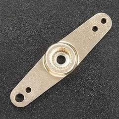 DURATRAX - DTXM5023 Braço de Servo de Alumínio Duplo Gold
