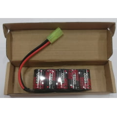 BATERIA ENRICH POWER NI-MH 1600MAH 6V