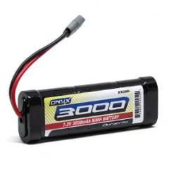DuraTrax bateria Onyx 7C 8.4V 3000mAh NiMH Hump Traxxas Plug