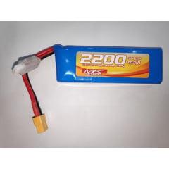 MK POWER - BATERIA LIPO 2200MAH 25C 7.4V 2S