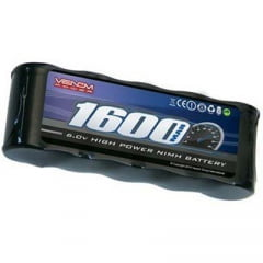 VENOM - Bateria RX  Nimh Pack 6v 1600mah Flat Ven 1503