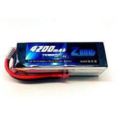 ZEE - BATERIA LiPo HC DEANS 4200MAH 50C 7.4V