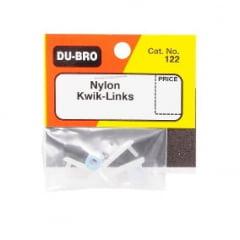 DU BRO - DUBR122 Kwik Link de Nylon 2-56