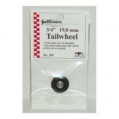 SULIVAN - RODA 3/4 TAIL WHEEL SULLIVAN S351