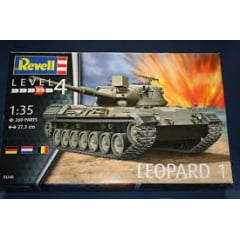 Tanque Leopard 1 - 1/35 REVELL