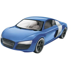 REVELL - Audi R8 (Blue) - 1/24 - SNAPTITE