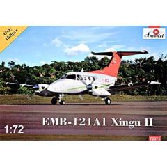 EMBRAER EMB-121A1 XINGU II 1:72