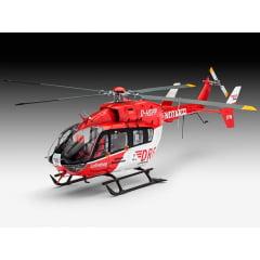 PLASTIMODELO Helicópteros Airbus EC145 DRF Luftrettung - 1/32 - REV 04897