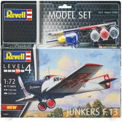 MOD SET JUNKERS F.13 1/72 revell 63870